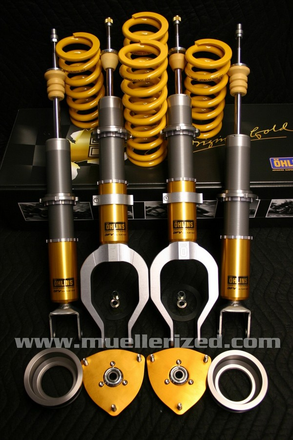 Ohlins Road &                                               Track for Nissan Skyline                                               GT-R (R35)