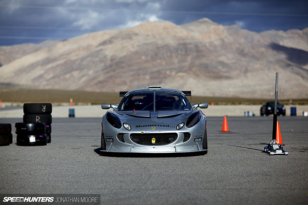 Muellerized Lotus                                                   Exige S - Cover of                                                   Speedhunters