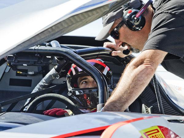 Nicolai Elghanayan Joins MarcoPolo Motorsports Team