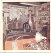 Jim and Lee built entire race cars in our home garage, Lynwood CA 1966.