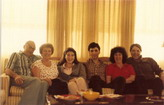 Mueller Family, Jim, Wanda, Michelle, John, Lola, Lee