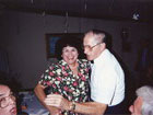 Jim told many people how it is, arm in arm with my aunt Evelyn, telling my late Uncle Edward his point of view.