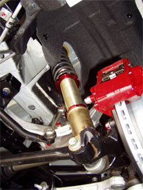 JIC Coilover - Evo X Rear