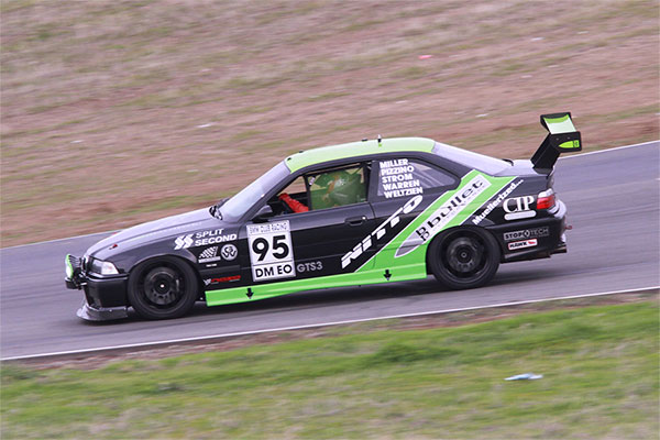Bullet Performance                                               Wins 25 Hours of                                               Thunderhill w/ Muellerized                                               Motons