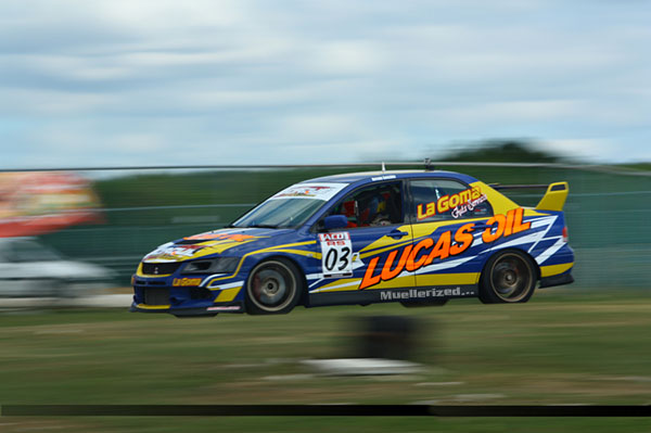 La Goma Evo wins                                               championship in Dominican                                               Republic with Muellerized                                               Ohlins!