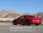 Muellerized JIC Coilover Suspension - '00-'05 3G Eclipse